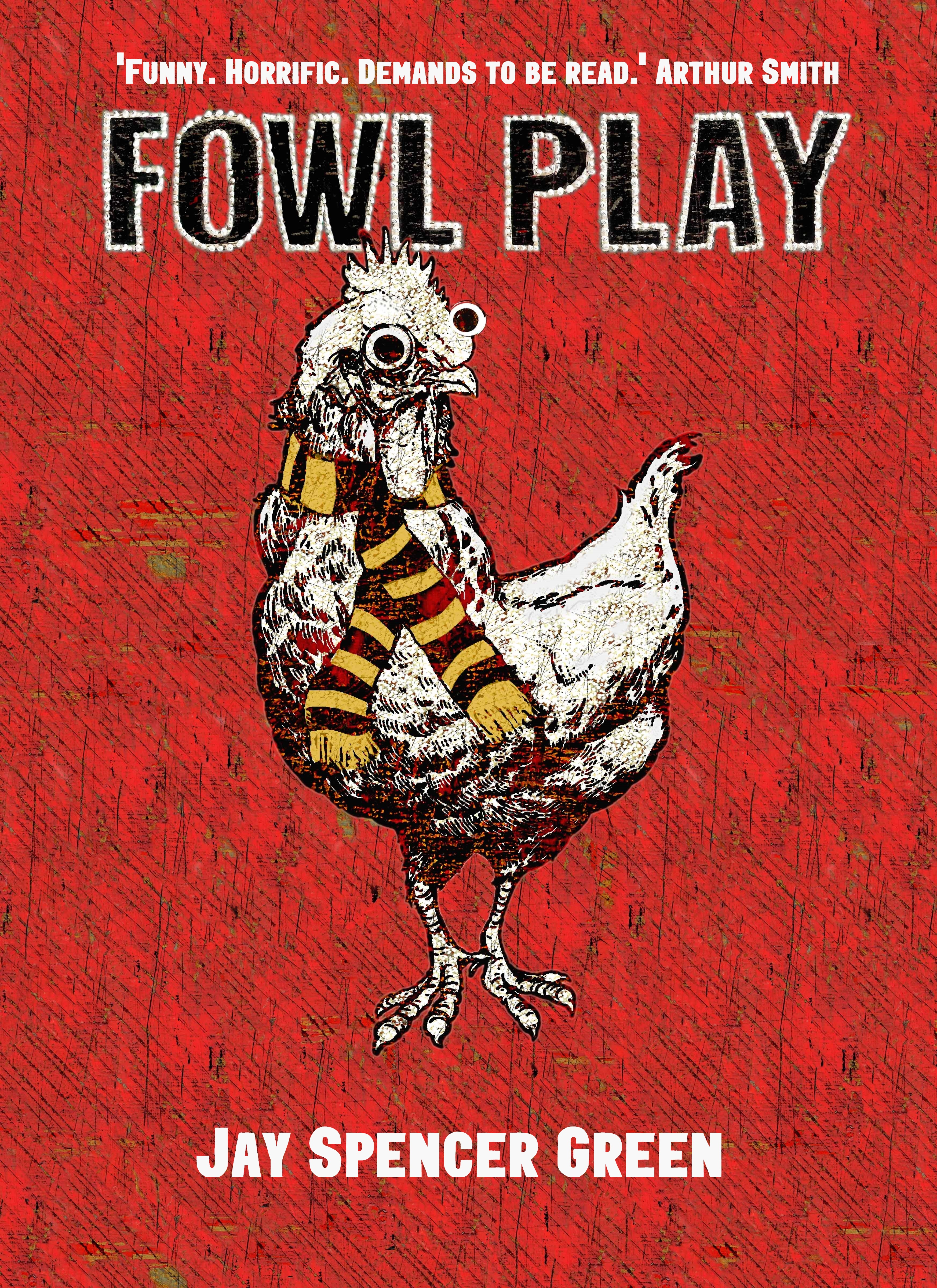 Fowl Play cover sm_revised